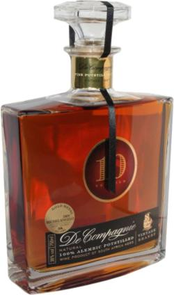 Luxefles brandy De Compagnie 10 Year Old